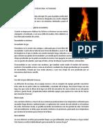 Inventos Para Producir Fuego Enla Actualidad