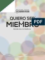 Instrucción a La Membresia1