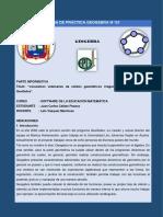 Ficha Práctica Geogebra en resolución de problemas con sólidos geométricos irregulares.