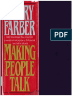 Making People Talk - Barry Farber