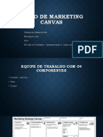Plano de Marketing Canvas