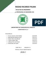 INFORME DE TECNO URP 2019