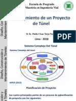 Túneles 1ra Clase 29-04-2018