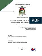 La Banda de Pueblo en el contexto sociocultural del cantón Girón TESIS.pdf