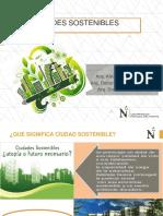Diapositivas sobre sostenibilidad