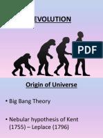 Evolution Full