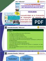 PPT Normatividad y Rubricas