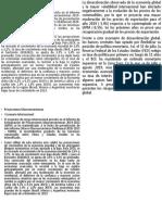 Manual Macroeconómico Multianual