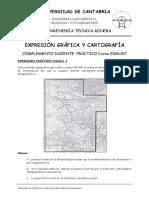 Ejercicios de Expresión gráfica y cartografía