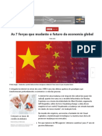 As 7 Forcas Que Mudarao o Futuro Da Economia Global (Paper)