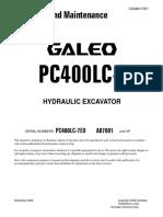 PC400LC-7EO