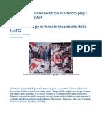 Ustica - la strage insabbiata dalla NATO
