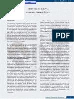 Historia de Bolivia - Instituto Nacional de Estadística