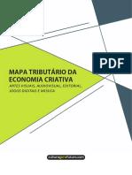 Mapa Tributário da Economia Criativa
