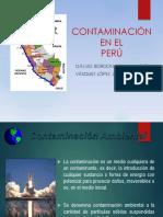 Contaminacion en El Peru