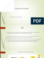 CONFIGURACIÓN DE RET