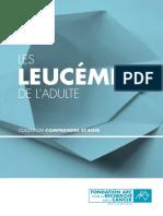 Brochure Leucemies Adulte