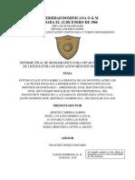 Estudio Cualitativo Sobre La Creencia de Los Docentes Acerca de Las Tecnologías de La Información y Comunicación en Los Procesos de Enseñanza – Aprendizaje, En El Segundo Ciclo Del Nivel Secundario Modalidad Técnico Pro