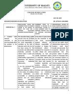Advanced Research_Ex1-Ex 3
