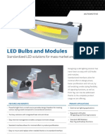 Lumileds Demo LED Bulbs and Modules Leaflet