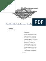 La Condicion Juridica de Los Extranjeros Como Objeto Del Derecho