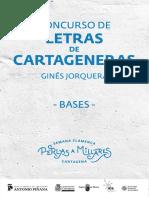Bases Letras Cartageneras