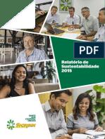 Sicredi Relatorio de Sustentabilidade 2015