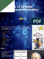 Las 12 Virtudes Buen Administrativo