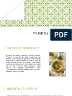 VINAGRETAS.pptx