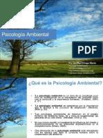 Psicología ambiental