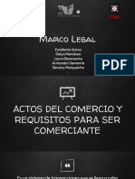 Clase Marco Legal Equipo2