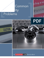 Solving Common IT Security Problem