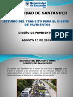ESTUDIO DEL TRANSITO PARA DISEÑO DE PAVIMENTO.pdf
