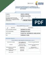 Formato Resumen SINDI