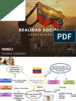 Realidad Social Venezuela