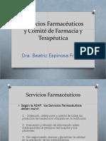 1. Comité de Farmacia y Terapéutica