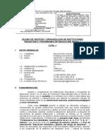 2 Sílabo Gestión y Org. i Ei Ix 21-3-2016