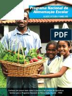 PNAE - Agricultura Familiar 2016
