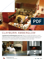 Pr Clayburn Pizza Oven