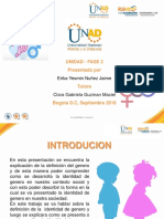 Fase 2 Sexualidad y Genero Diapositivas Erika Nuñez