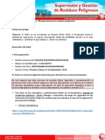 MANEJO DE RESPEL
