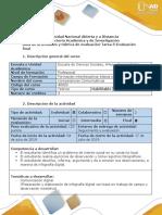 Guia de actividades y rúbrica de evaluación-Tarea 5-Evaluación final.