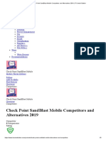 Check Point SandBlast Mobile Competitors and Alternatives 2019 _ IT Central Station