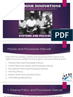 extra-think innovation policies and systems - final