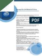 plantilla ARCOR