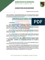 04.N° 003.-RESOLUCION DE ALCALDIA LIQUIDACION 01