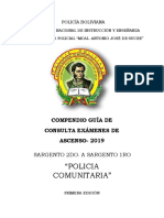 Policia Comunitaria Modificado