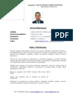 HOJA DE VIDA AR  CARLOS TORRES CORREGIDA.doc