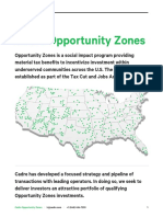 Cadre Opportunity Zones
