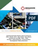 Electronic Repair -Brochurer